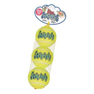 KONG Squeakair Tennis Balls - Dog Toy