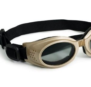 Doggles Original Goggles for Dogs with Smoke Lens