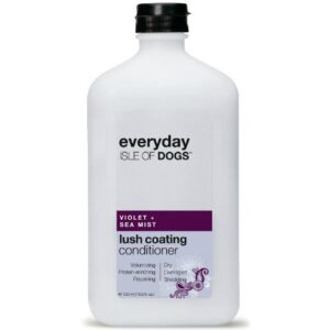 Dog Conditioner for Dry, Damaged and Shedding Hair
