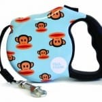 Paul Frank Retractable Dog Leash