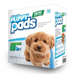 Puppy Pads - 200 Count