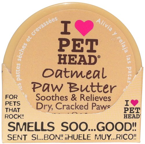 Oatmeal Natural Paw Er