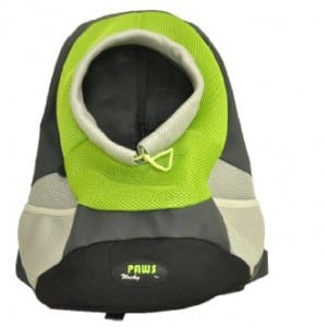 Wacky Paws Sporty Pet Backpack, Green