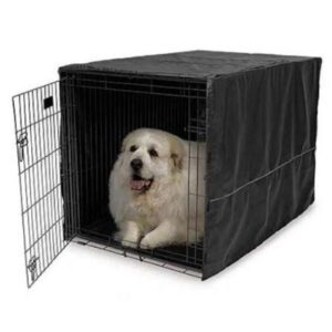 Midwest Black Polyester Crate