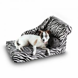 Best Friends by Sheri Chaise Lounge Pet Bed