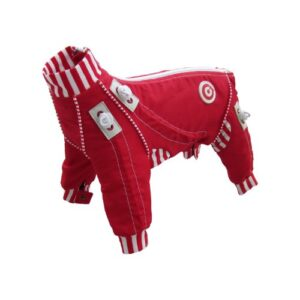 red dog suit