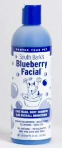 Blueberry Dog Facial