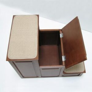 Designer Pet Steps with Storage