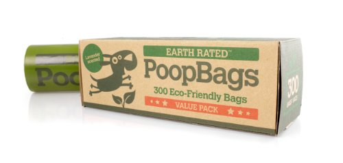 Earth Rated - Eco-Friendly Dog Poop Bags