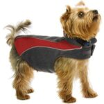 Kakadu Pet Explorer Fleece Reflective Dog Coat