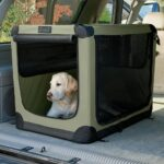 Orvis Folding Nylon Travel Dog Crate