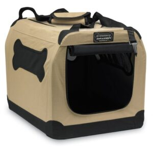 Petnation Port-A-Crate Indoor/Outdoor Pet Home