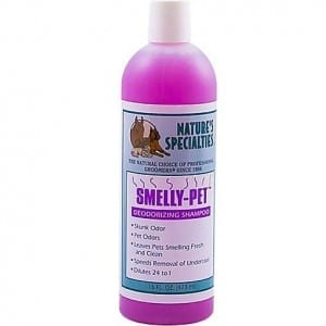 Smelly Pet Shampoo