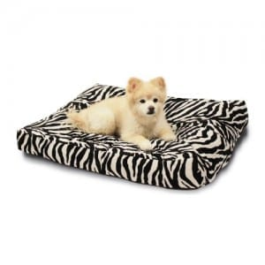 Best Friends by Sheri - Zebra Pet Bed
