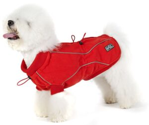 hurtta dog jacket