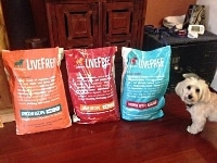 Great Dry Dog Food - LiveFree by Dogswell