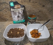 Backcountry Grain Free Dog Food from Merrick Dogsized