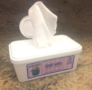 Tushy Wipes – Another Great New Product from Earthbath Dogsized