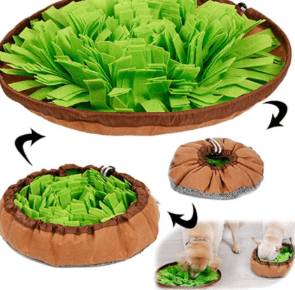 Does Your Dog Need a Snuffle Mat? Dogsized